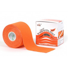 NASARA KINESIOLOGY TAPE 5M X 5CM - ORANGE