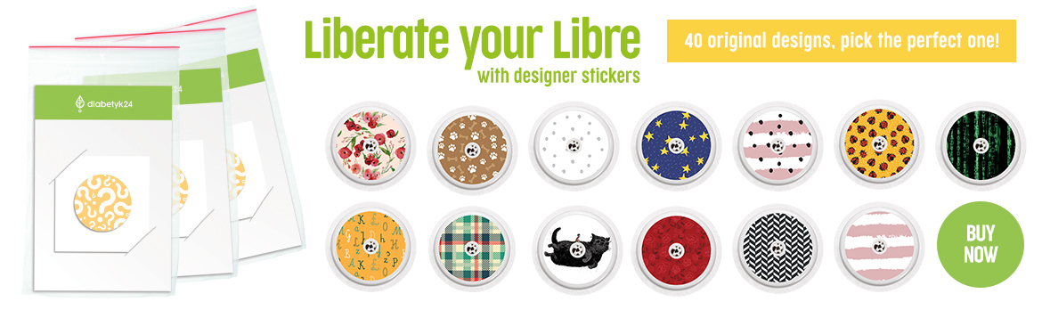 Libre Stickers