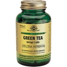 Herbs Green Tea 60 capsules Solgar