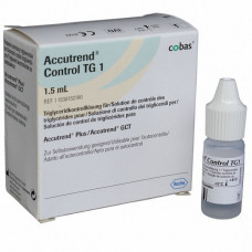 Accutrend TG Control 1x1,5ml control solution