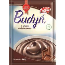 CELIKO Budyń czekoladowy bez cukru 46g