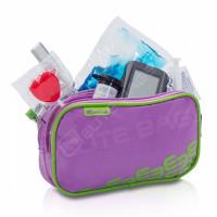 Purple Elite Bags isothermal bag for diabetics