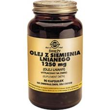 EFAs Omega 3.6.9. Flaxseed Oil 90 Capsules Solgar