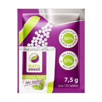 Stevia in tablets in sachets 7,5g (125 tablets)