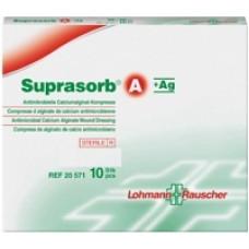 Suprasorb® A+Ag 10cm x 20cm - 1pc - antibacterial dressing with calcium alginate and silver