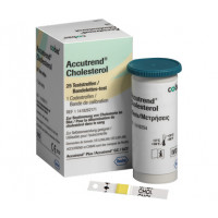 Accutrend Strips Cholesterol 25 pieces