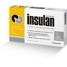 Insulan 60 coated tablets