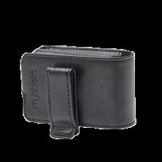 Myabetic MiniMed™ Paradigm™ Rotating Leather Case