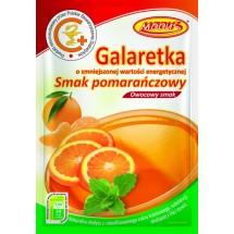 Orange jelly 46g