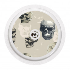 FreeStyle Libre Sticker - Skulls