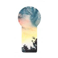 MiaoMiao2 - sticker sunset