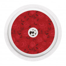 FreeStyle Libre Sticker - Red Roses