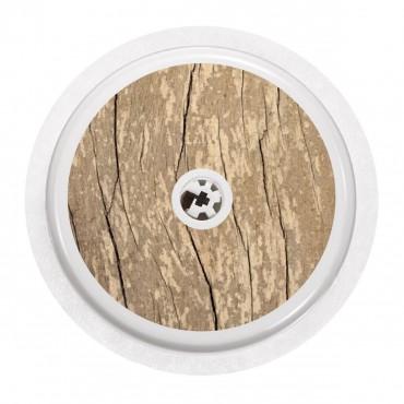 Freestyle Libre Sticker A Piece Of Wood Diabetyk24