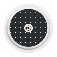 FreeStyle Libre Sticker - Small White Dots