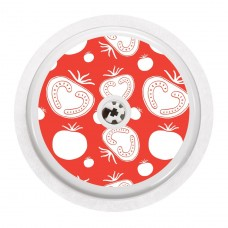 FreeStyle Libre Sticker - Tomatoes