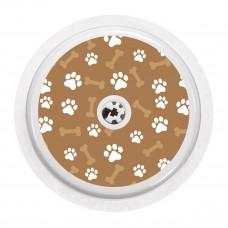 FreeStyle Libre Sticker - Dog's Footprints