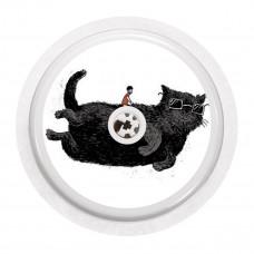 FreeStyle Libre Sticker - Mischievous Cat