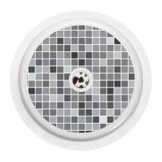 FreeStyle Libre Sticker - Gray Mosaic