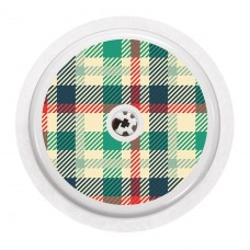 FreeStyle Libre Sticker - Tartan