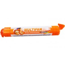 Multifan orange drops 39g