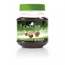 Chocolate-hazelnut cream sweetened with stevia, 380g