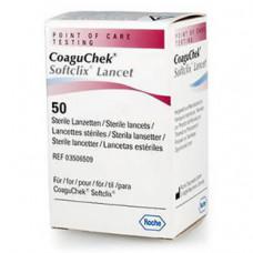 CoaguChek Softclix Lancet lancets 50 pcs