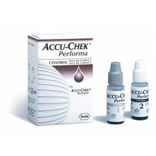 Accu-chek Performa Control 2 x 2.5 ml