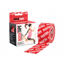 RockTape Kinesiology tape 5m x 5cm red