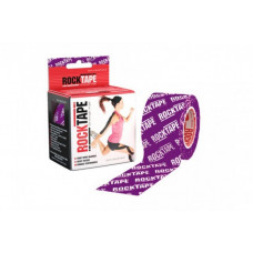 RockTape Kinesiology tape 5m x 5cm Purple