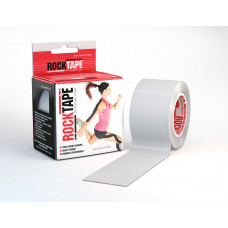 RockTape Kinesiology tape 5m x 5cm grey