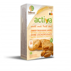 Activa Cookies with almonds without added sugar 150g