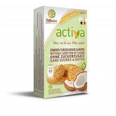 Activa Cookies with coconut without added sugar 150g