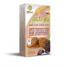 Activa Cookies with chocolate without added sugar 150g
