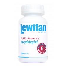 LEWITAN Angelica archangelica 200 tablets pack