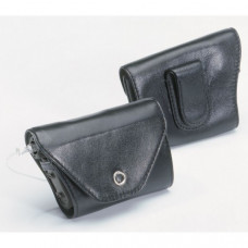 Leather case with a clip for the Accu-Chek Spirit / Combo pump