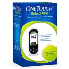 One Touch Select Plus - glucometer