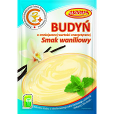 Vanilla pudding 38g