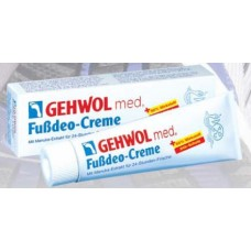 Gehwol refreshing foot cream 75 ml