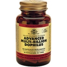 Advanced Multi-Billion Dophilus 60 vegicaps Solgar