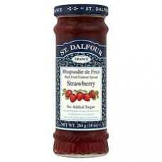St Dalfour strawberry jam without sugar 284g