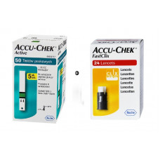 Accu-Chek® Active Test Strips