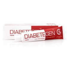 Diabetegen Forte cream for healing 40g