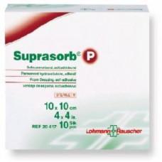 Suprasorb® P 10cmx10cm non-adhesive 1 piece - polyurethane foam dressing