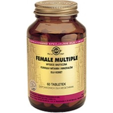 Female Multiple Vitamins 60 tablets Solgar