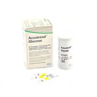 Accutrend Glucose Strips 25 pcs