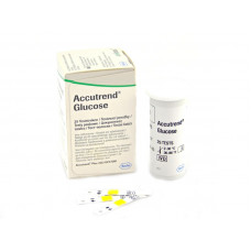 Accutrend Glucose Strips 25 pcs