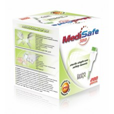 MediSafe Solo disposable lancets 1.5mm 29G - 200 pieces