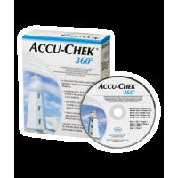 Accu-Chek 360° diabetes management system