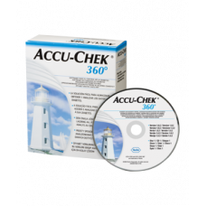Accu-Chek 360° diabetes management system