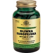Herbs European Olive 60 capsules Solgar